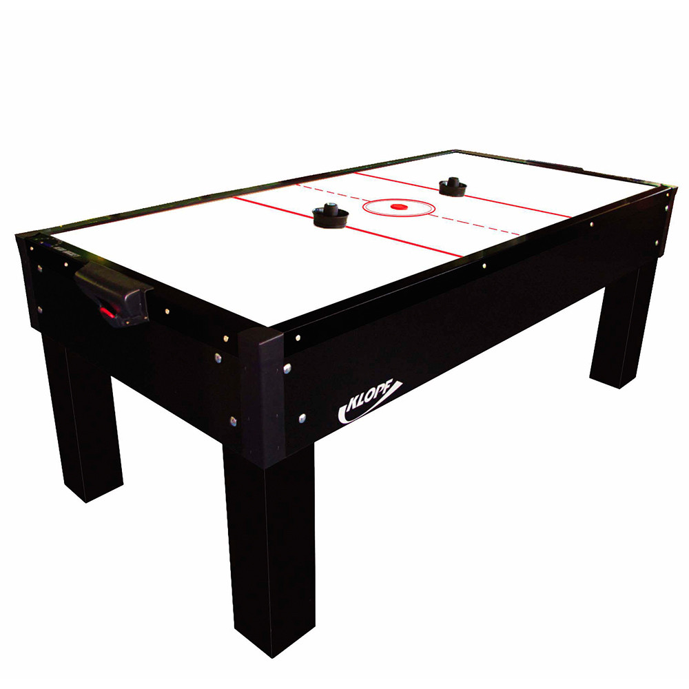 Mesa de Aero Hockey / Air Game Black