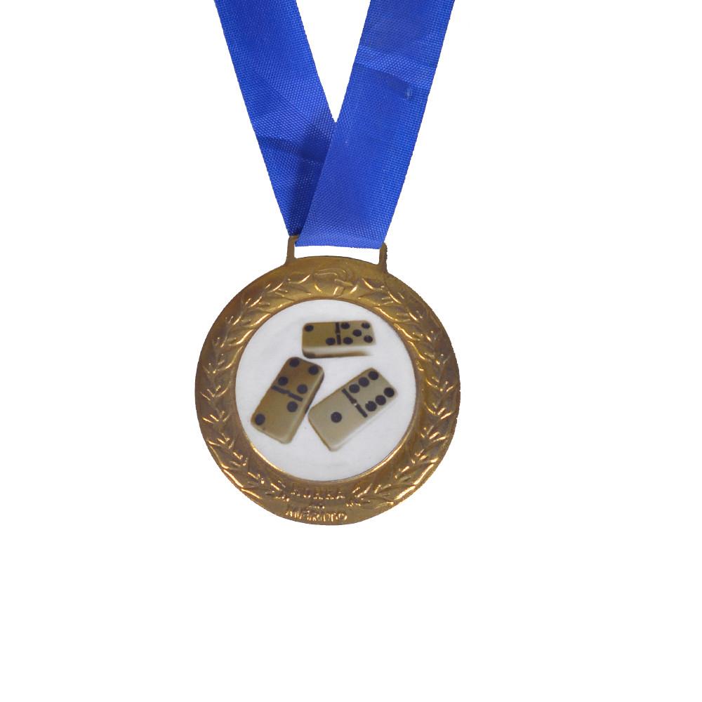 Medalha Dominó