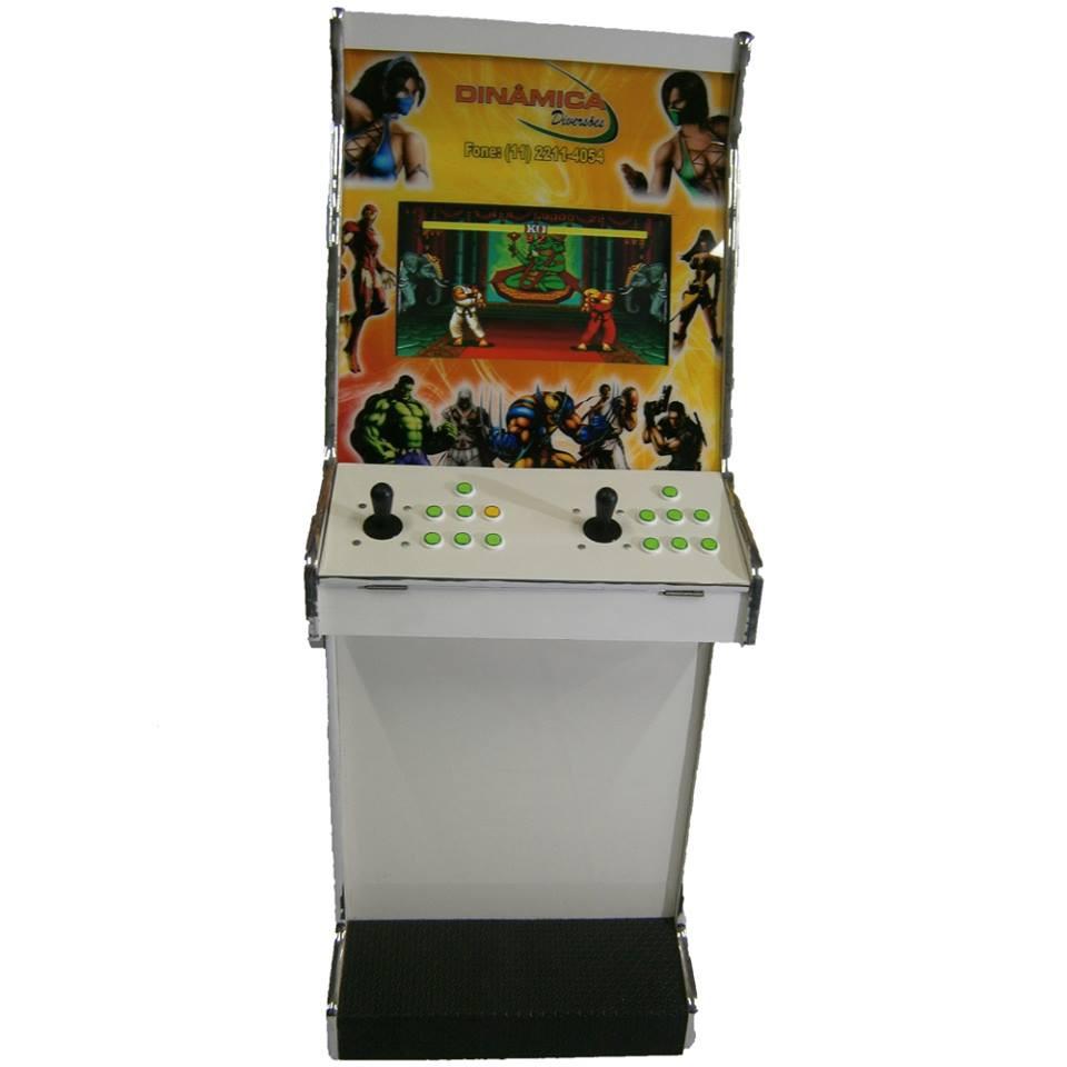 Máquina Videogame 5.000 Jogos Clean